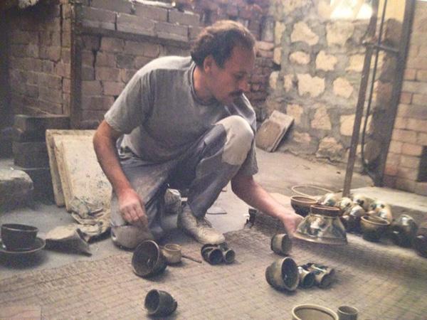 Tunis Pottery