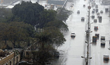 Heavy rains in Egypt (Reuters)