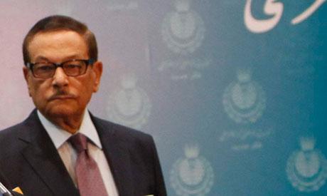 File photo: Former Senior official of Mubarak's ruling National Democratic Party, NDP, Safwat el-She