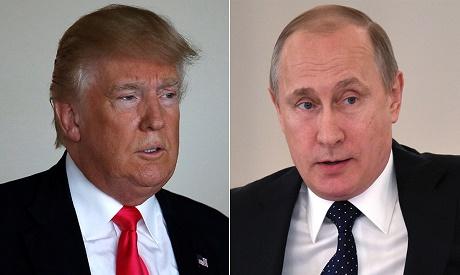 Trump & Putin