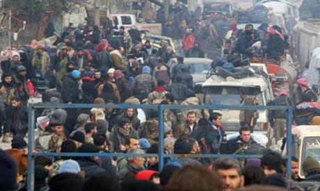 Aleppo December 2016