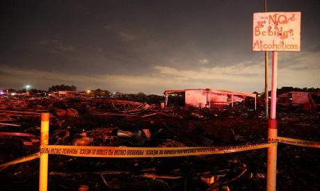 Mexico firework market explosion