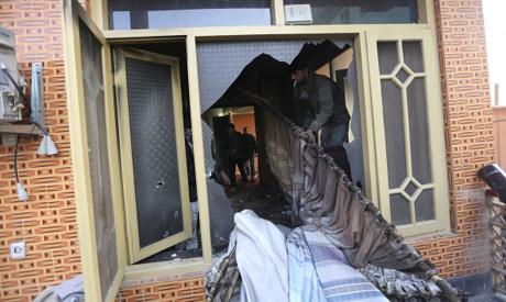 Afghanistan lawmaker attack