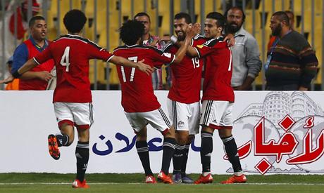 O Egipto esta de volta as grandes competicoes