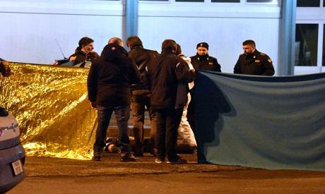 Berlin attacker shot dead