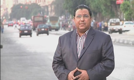 Journalist Mahmoud Hussein