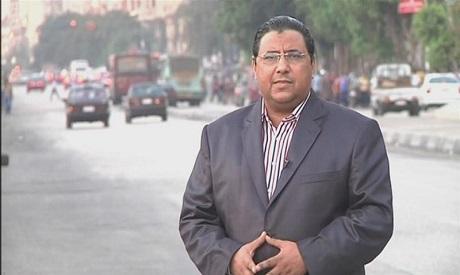 Journalist Mahmoud Hussein