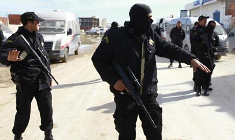 Tunisian police