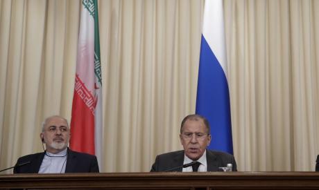 Lavrov & Zarif