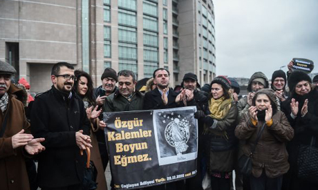 Turkish novelists trial