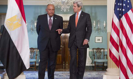Kerry and Shoukry