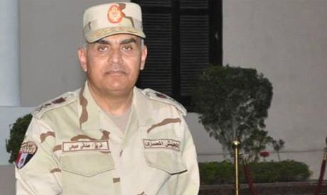 Egypt's Defence Minister Sedki Sobhi (Photo: Al-ahram)