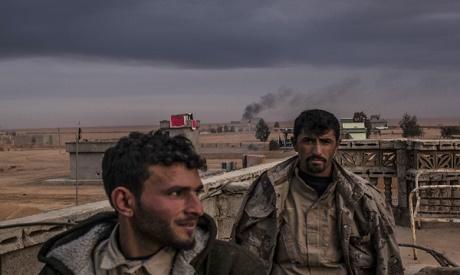 Iraq Sunna militia in Mosul