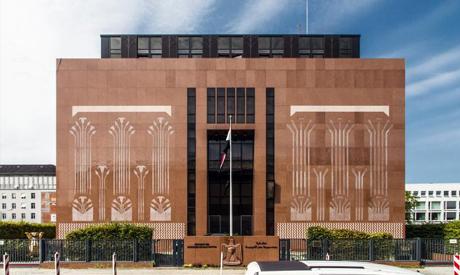 egyptian embassy in berlin