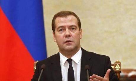 Russia PM