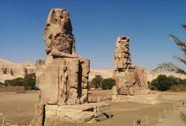 PHOTO GALLERY: The stunning monuments and mummies of Egypt