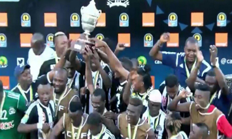 TP Mazembe of DR Congo