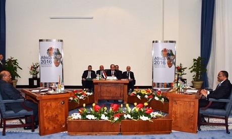 Egypt, Ethiopia, Sudan