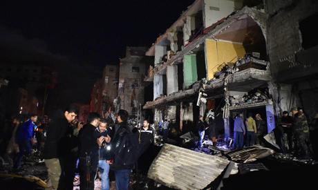Syria Blasts