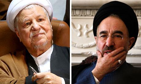Mohammad Khatami, Rafsanjani