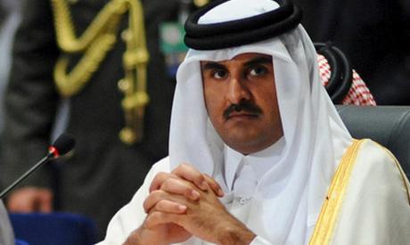 Qatar Emir Sheik Tamim