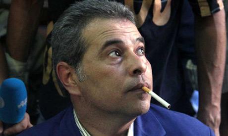 Egyptian MP Okasha (Reuters)