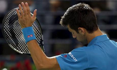 Novak Djokovic of Serbia (Reuters)