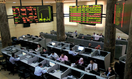 Egypt index up 1.3% as Global Telecom, other blue chips climb