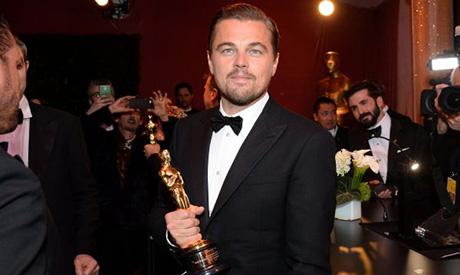 best actor DiCaprio