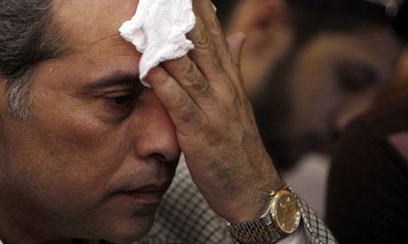 Egypt MP Okasha slams critics condemning his meeting with Israeli ambassador