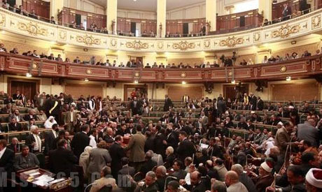 Egypt parliament speaker accused of political bias