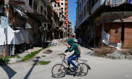 Syria. (AP)