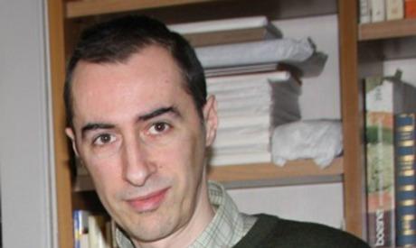 Italian painter Maurizio Meldolesi