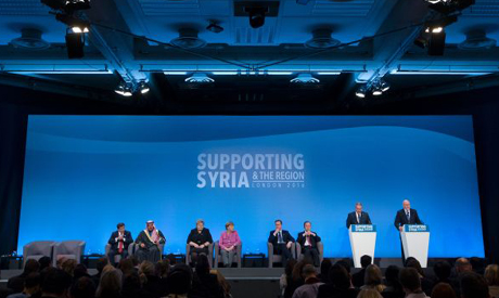 Syria Donors