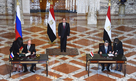 (Photo: Abdel-Fattah El-Sisi official Facebook page)