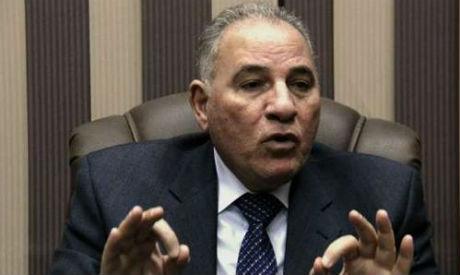 Egypt's justice minister Ahmed El-Zend (Al-Ahram)