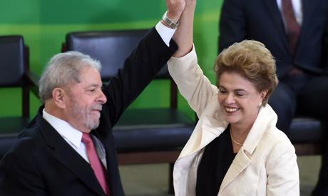 Da Silva, Roussef