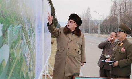 Korea Kim Jong Un