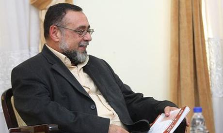 Islamist figure Magdi Hussein