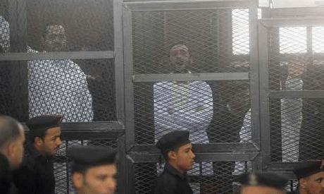 Ahmed Douma and Mohamed Adel