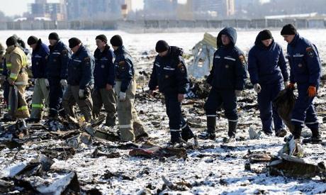 Flight recorders badly damaged in Flydubai plane crash: Russian