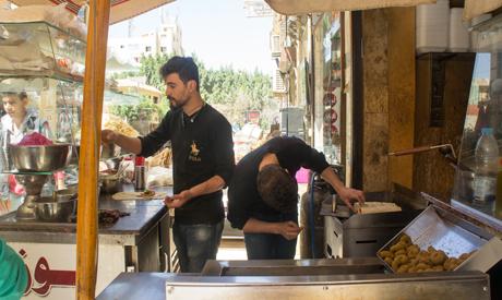Syrian chefs