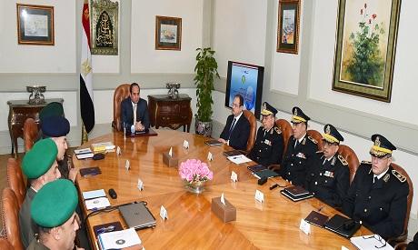 Sisi meeting