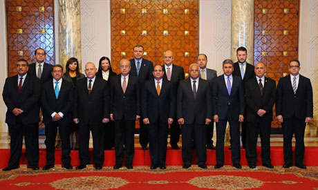 Who's who: Meet Egypt's 10 new ministers in Sherif Ismail's ...