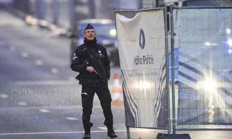 Belgian Police Officer