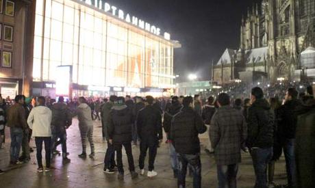 Cologne Attacks