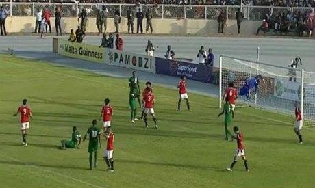 Egypt v Nigeria