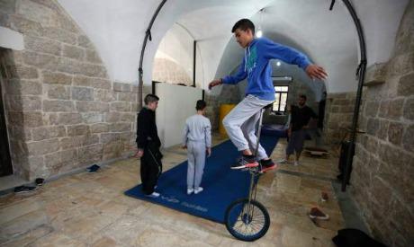 Palestinian Circus School