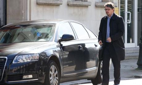 Federal Prosecutor Frederic Van Leeuw