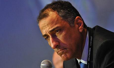 Tarek Amer, central bank governor (Reuters)